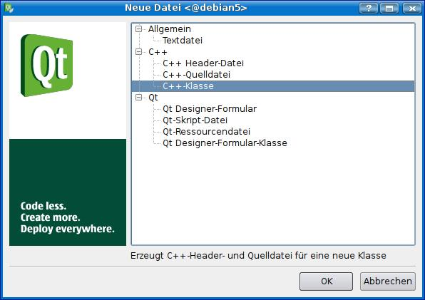 How to write a nice console application with Qt and Qt Creator